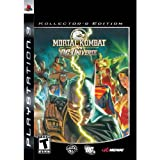 Mortal Kombat vs. DC Universe - Special Edition (PS3)