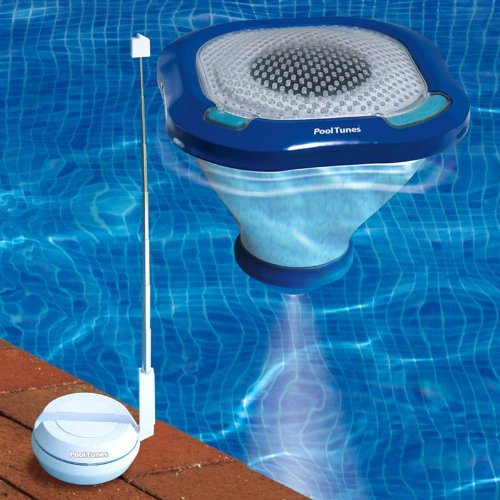 Pool Tunes™ Wireless Speaker Light