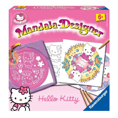 Ravensburger Hello Kitty Mandala Designer