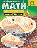 img - for The Complete Book of Math, Grades 3-4 book / textbook / text book