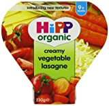 Hipp Organic Creamy Lasagne Tray Meal Stage 3 from 9 Months 230 g (Pack of 5)