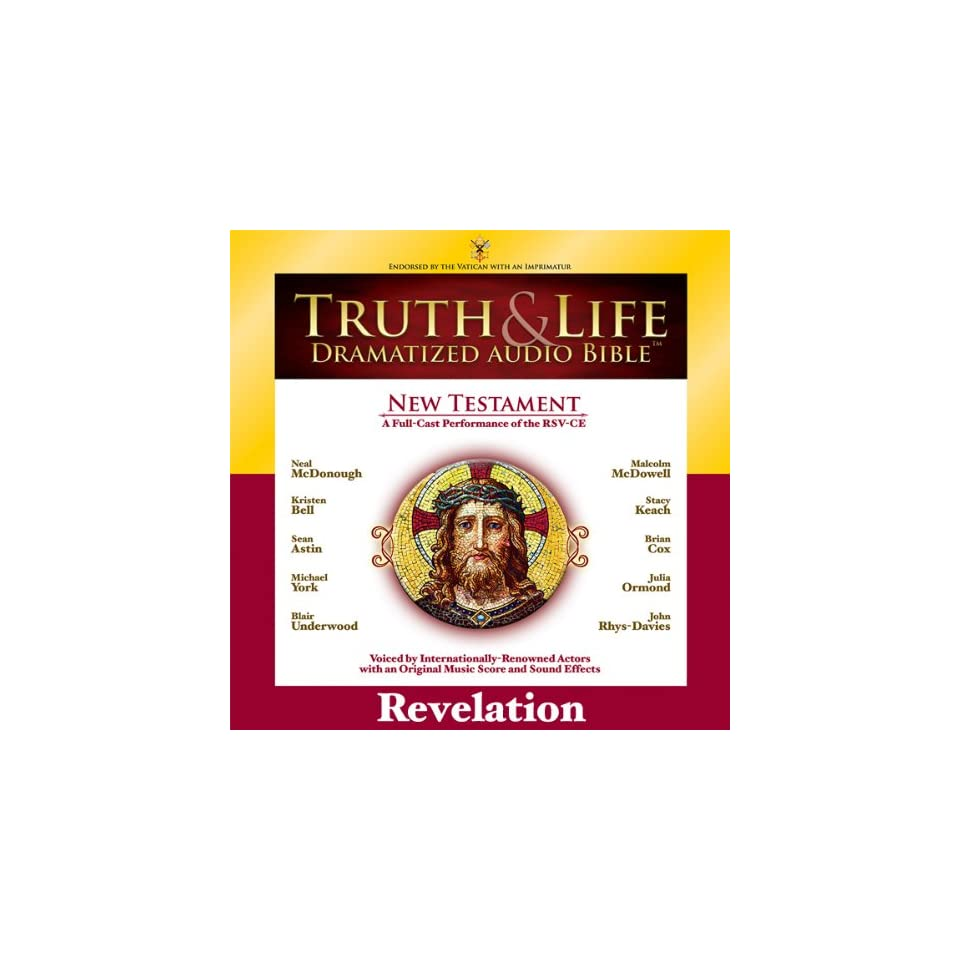 Truth and Life Dramatized Audio Bible New Testament Revelation on