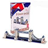 CubicFun Tower Bridge London UK 3D Puzzle