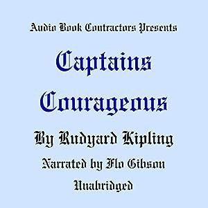 Captains Courageous Audiobook