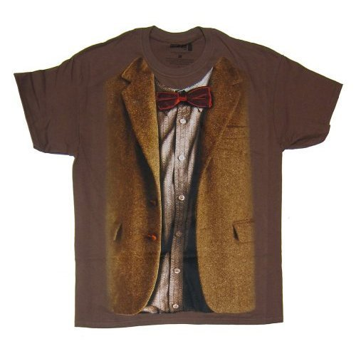 [Doctor Who 11th Doctor Costume T-shirt (XXX-Large)] (Amy Pond Costume)