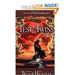 Test of the Twins (Dragonlance Legends, Vol. 3) by Margaret Weis and Tracy Hickman