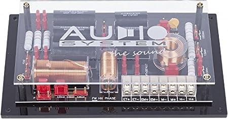 AUDIO sYSTEM fWHX phase aUDIO sYSTEM haut de gamme de fréquence/paire)