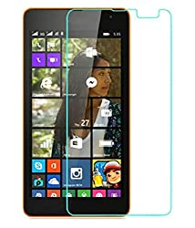 Ascari Ultra Thin 2.5D Screen Protector Premium Tempered Glass Mobile phone For Microsoft Lumia 540