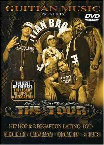 Guitian Music Presents Hip Hop and Reggaeton Latino - The Tour
