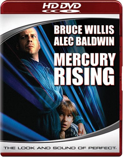 Cover art for  Mercury Rising [HD DVD]