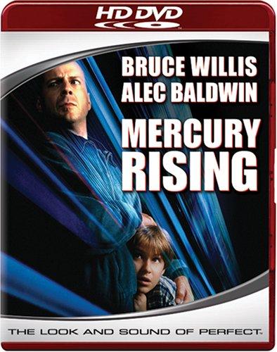 Cover art for  Mercury Rising [HD DVD]