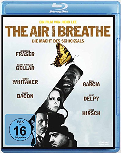 The Air I Breathe - Die Macht des Schicksals [Blu-ray]