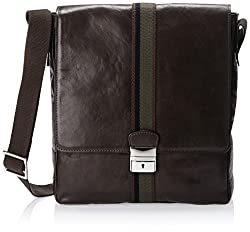 Hidesign Marley 02 Womens Sling Bag (Brown)