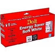 5-Pack Twist CFL Light Bulb-5PK 14W TWIST BULB