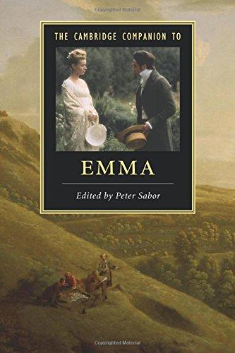The Cambridge Companion to 'Emma' (Cambridge Companions to Literature)