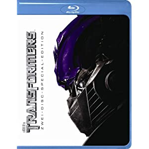 Transformers - 2-Disc Special Edition [Blu-ray]
