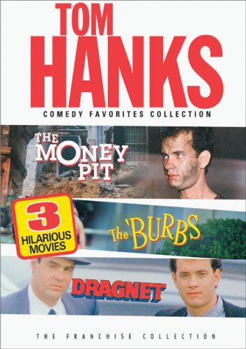 Tom Hanks: Comedy Favorites Collection [DVD] [Region 1] [US Import] [NTSC]
