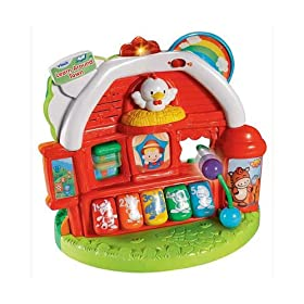 Vtech - Spin Around Learning Town