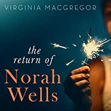The Return of Norah Wells Audiobook by Virginia Macgregor Narrated by Clare Corbett