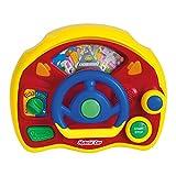 Bino Europe 88301 - Volante multifunción de juguete