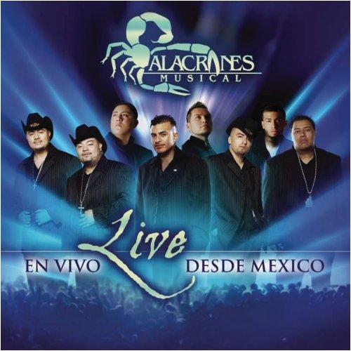 Amazon.com: Alacranes Musical: Live: En Vivo Desde Mexico: Music