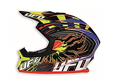 Casque off-road UFO SPECTRA ECLIPSE taille M - 433047M