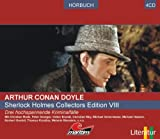 Sherlock Holmes Collector's-Edition 8: Drei Kriminalgeschichten - Arthur Conan Doyle