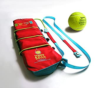 Tennis Ball Dryer - 4-in-1 Tennis Accessory - Voted 'Best Tennis Gadget' - Includes 4 Great Features in 1. The perfect Tennis Gift for any player. by Aspect Sports