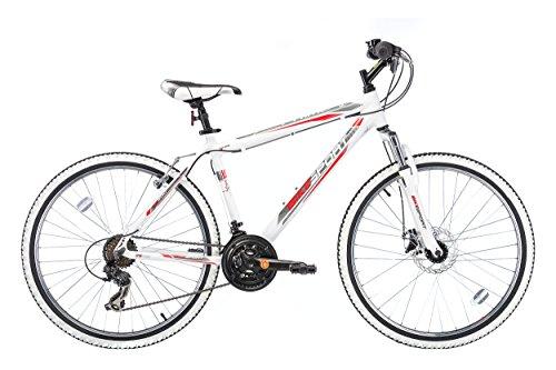 """Bikesport PRIME Bicicletta Mountain Bike 26"""" ,Altezza telaio: 46 cm, Shimano 21 cambios"""