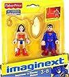 Imaginext DC Super Friends Superman a…