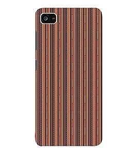 EPICCASE straight ethnic lines Mobile Back Case Cover For Lenovo ZUK Z2 (Designer Case)