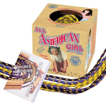 Canal-craftall-American-Girl-Skip-Corde-Bote-Cadeau-Rtro