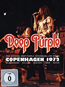 Deep Purple: Live In Copenhagen 1972 [DVD] [2013]