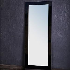Wandspiegel metallrahmen schwarz