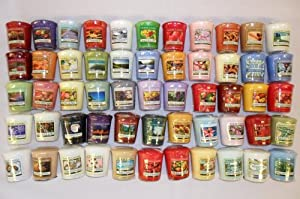 Yankee Candle - 15x Votive Samplers From Our Range Of Yankee Candle Scents by Yankee Candle
