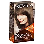 Colorsilk Beautiful Color Permanent Color, Light Ash Brown 50, 1 application