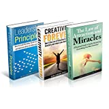 Box Set #1: Law of Attraction and Miracles + Creativity Forever! + Leadership Principles (Law of Attraction, Miracles, Easy Manifesting, Creativity, Effective Leadership) ~ Kisha Cameron Dingle