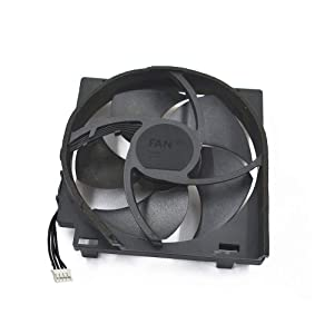 New Internal Cooling Fan for Xbox ONE S 5 Blades 4 Pin