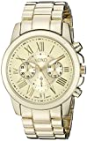 XOXO Women's XO228 Gold-Tone Bracelet Watch