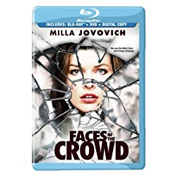 Faces in the Crowd (DVD/Blu-Ray/Digital Copy)