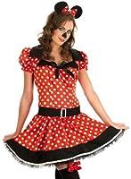 Missy Souris - Adulte Costume de déguisement