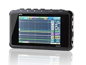 Tinxi DSO203 DSO 203 V2/Quad Pocket Mini  Rezension
