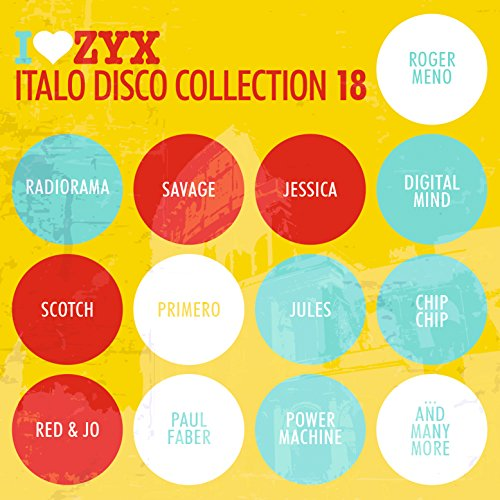 VA-ZYX Italo Disco Collection 18-3CD-2014-MTC Download