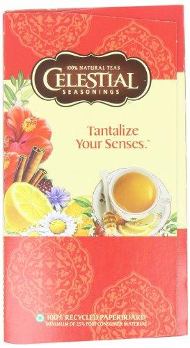 Celestial Seasonings Teas & Herbal Teas 74-14735 Mandarin Orange Tea K-cups, 24-Count