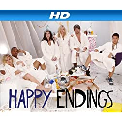 Happy Endings Season 2 [HD]