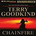 Chainfire: Sword of Truth, Book 9 (       UNABRIDGED) by Terry Goodkind Narrated by Jim Bond