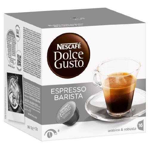 Get Dolce Gusto Espresso Barista from Nescafé