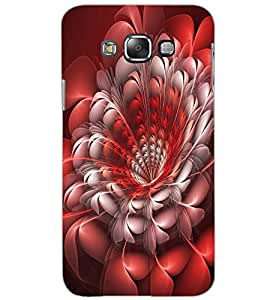 SAMSUNG GALAXY GRAND 3 FLOWER Back Cover by PRINTSWAG