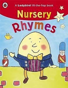 A Ladybird Lift-the-flap Book Nursery Rhymes by Ladybird