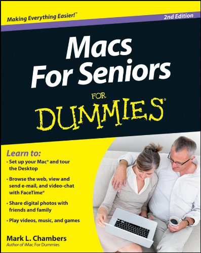 Download Macs For Seniors For Dummies